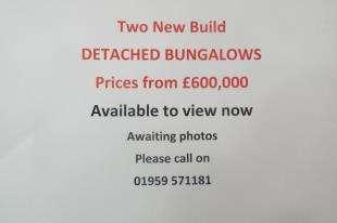 3 Bedrooms Bungalow for sale in Edward Road, Biggin Hill, Westerham, Kent