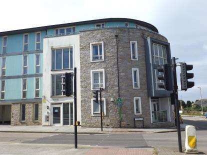 1 Bedroom Flat for sale in Kerrier Way, Camborne, Cornwall