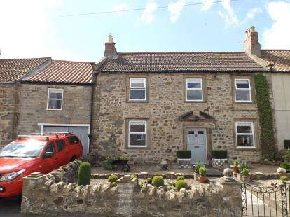 4 Bedrooms Terraced House for sale in Front Street, Ingleton, Darlington, Durham