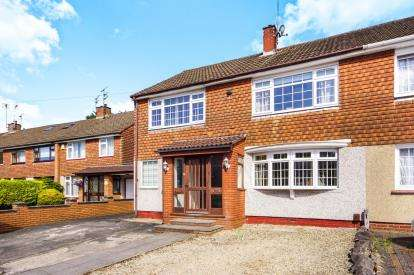 4 Bedrooms Semi Detached House for sale in Kingston Close, Mangotsfield, Bristol, Gloucestershire