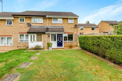 3 Bedrooms End Of Terrace House for sale in Bannerman Drive, Brackley, Northamptonshire, Uk