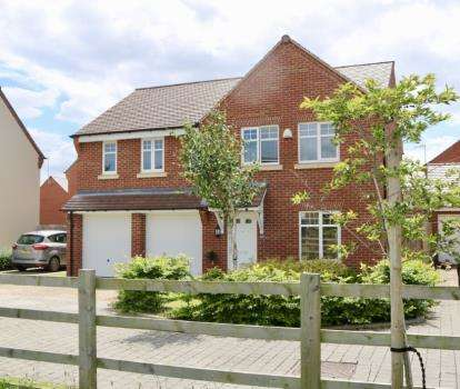 5 Bedrooms Detached House for sale in Marigold Road, Stratford-Upon-Avon