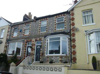 3 Bedrooms Terraced House for sale in Torquay, Devon, England