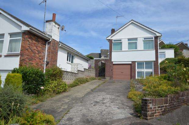 2 Bedrooms Detached House for sale in Grosvenor Close, Cadewell, Torquay, Devon