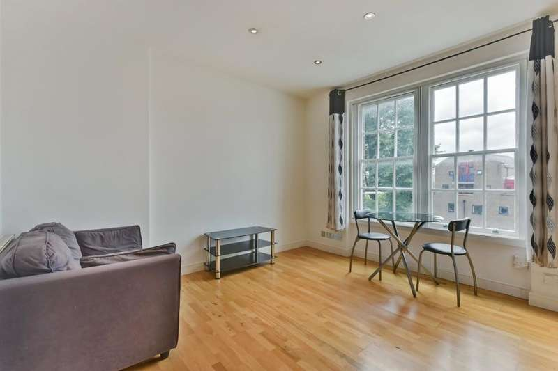 2 Bedrooms Flat for sale in The Highway, London E1W