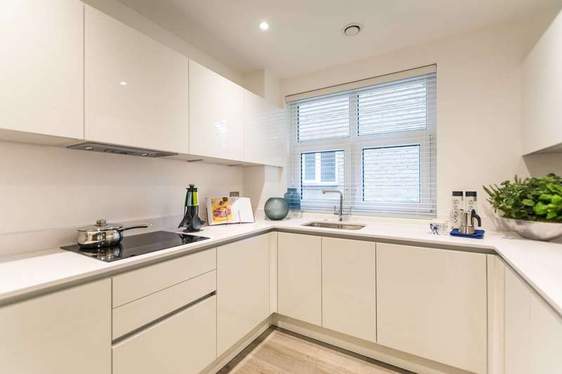 2 Bedrooms Flat for sale in Middleton Court, Wimbledon, SW20