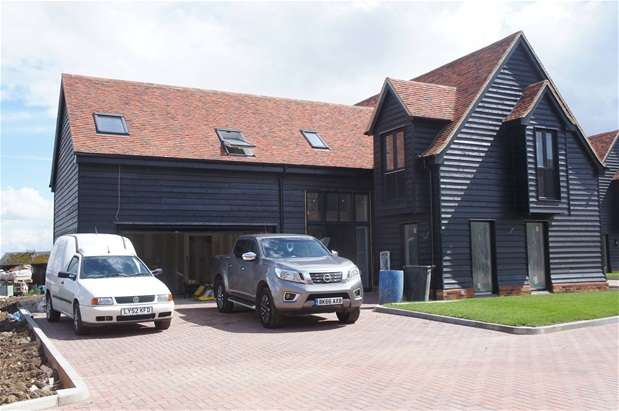 5 Bedrooms House for sale in Bedford Road, Wilstead