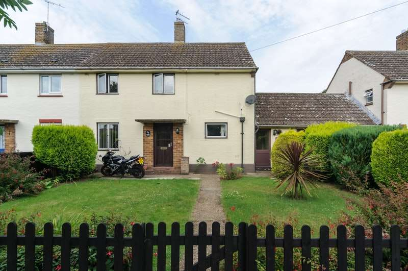 3 Bedrooms Semi Detached House for sale in Woodlands Avenue, Spilsby, PE23