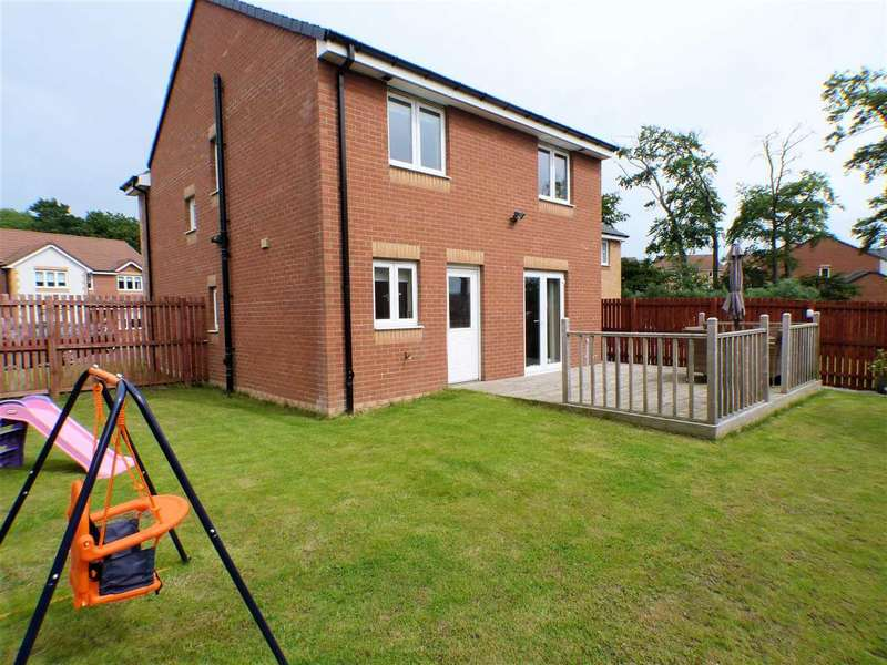4 Bedrooms Detached House for sale in Applegate Drive, Lindsayfield, EAST KILBRIDE