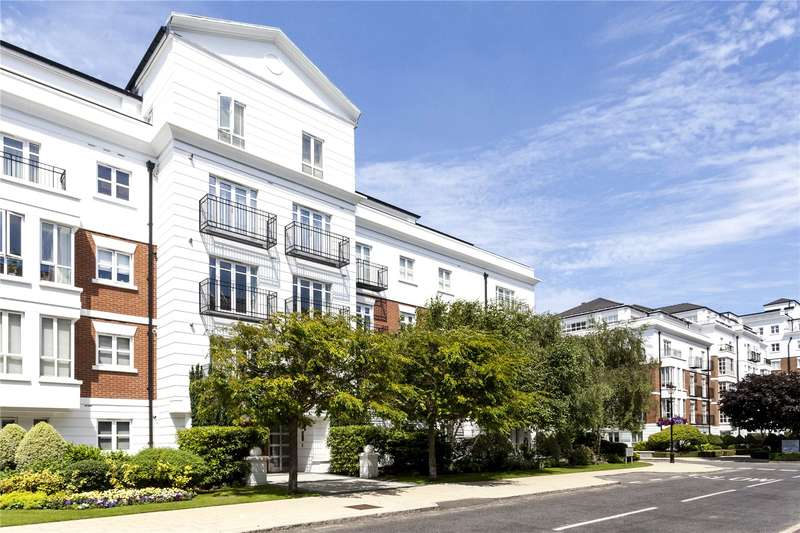 1 Bedroom Flat for sale in Magnolia Lodge, St. Marys Gate, London, W8