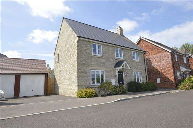 4 Bedrooms Detached House for sale in Trumpeter Road, Badgeworth, Cheltenham, Glos, GL51 6GT