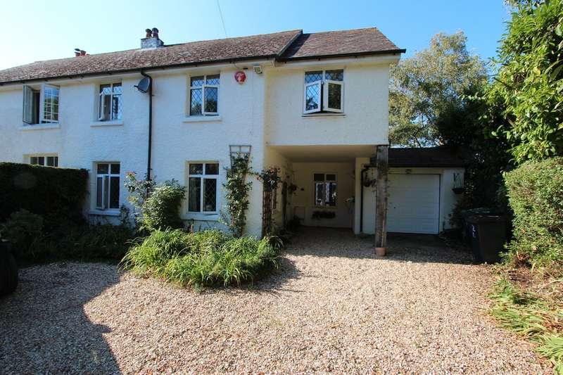 4 Bedrooms Semi Detached House for sale in CHEWTON FARM ESTATE