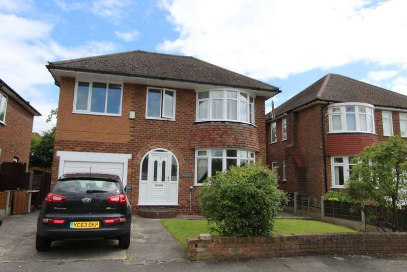 5 Bedrooms Detached House for sale in Derwent Drive Handforth Stockport Cheshire SK9 3NW