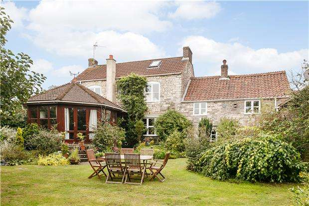 6 Bedrooms Detached House for sale in Brittens Hill, Paulton, BRISTOL, BS39 7PG