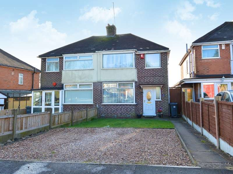 3 Bedrooms Semi Detached House for sale in Glynside Avenue, Quinton