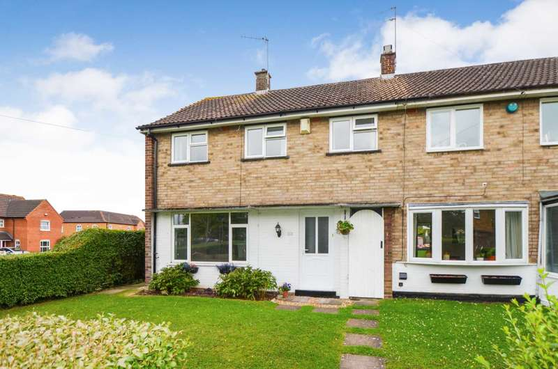 3 Bedrooms End Of Terrace House for sale in Bletchley