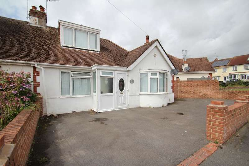 3 Bedrooms Semi Detached House for sale in Beechers Road, Portslade, East Sussex, BN41 2RG