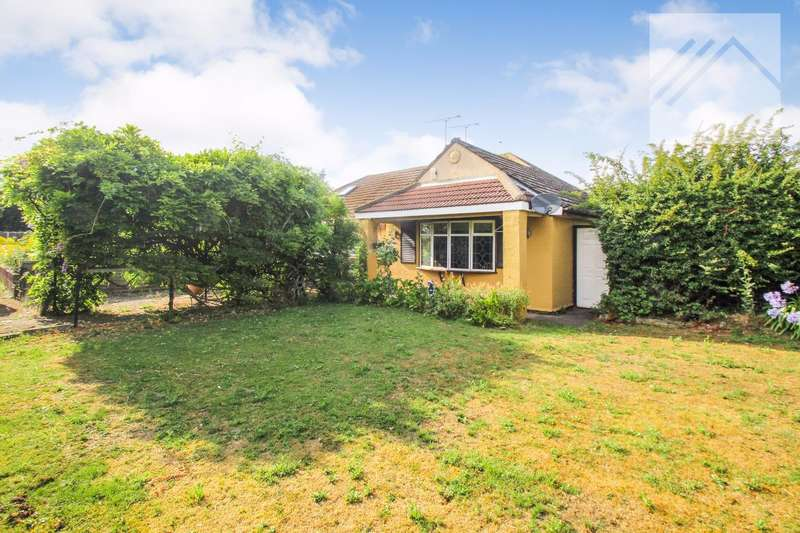 2 Bedrooms Bungalow for sale in Long Road, Canvey Island - A gardeners delight.