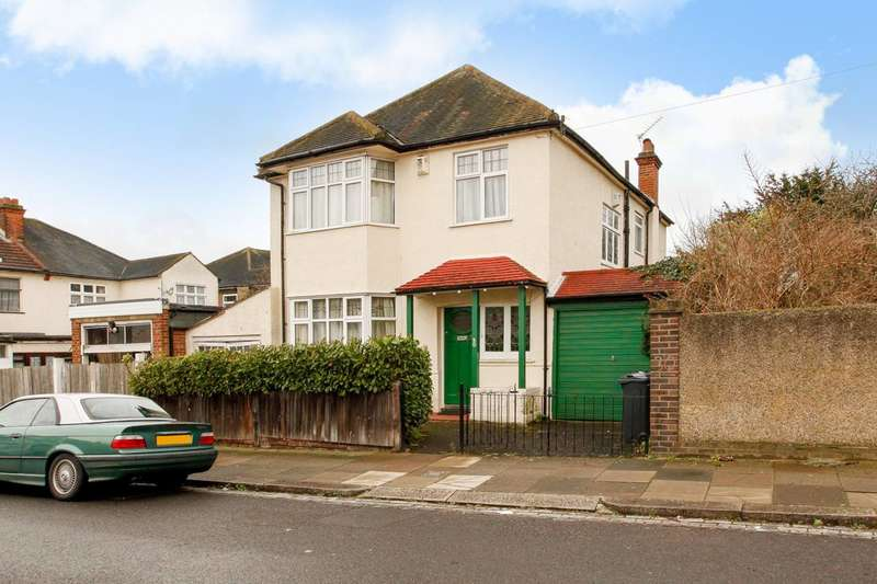 4 Bedrooms House for sale in Guildersfield Road, Streatham Common, SW16
