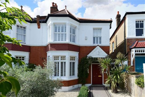 5 Bedrooms Semi Detached House for rent in Eynella Road, Dulwich