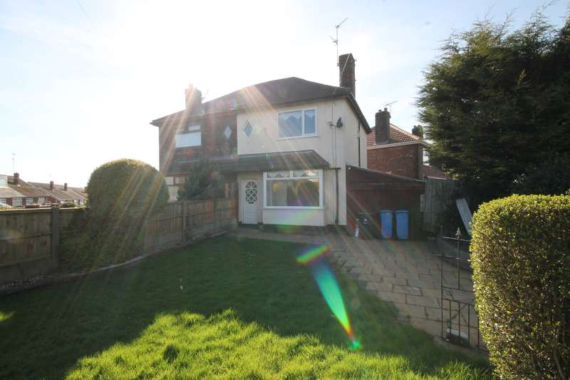 2 Bedrooms Semi Detached House for sale in St Nicholas Road, Whiston,L35