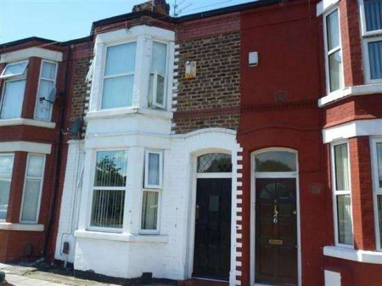 2 Bedrooms Terraced House for sale in Vittoria Street Birkenhead CH41