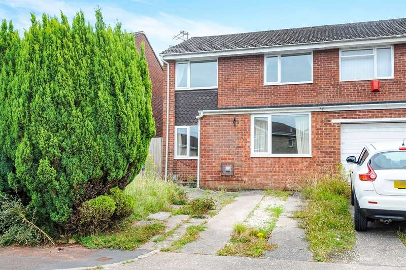 3 Bedrooms Semi Detached House for sale in Forsythia Drive, Cardiff