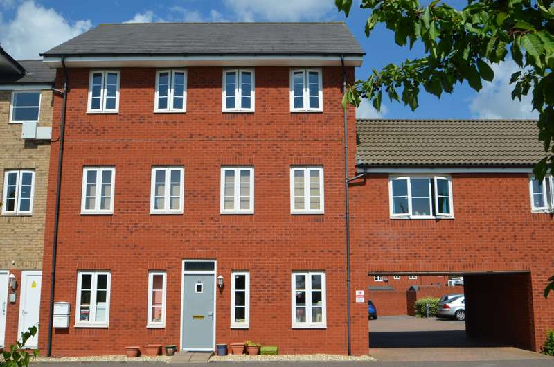 2 Bedrooms Ground Flat for sale in EXETER
