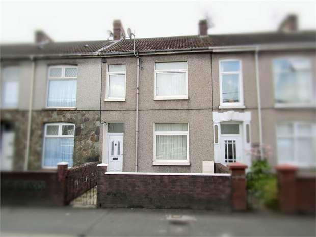 4 Bedrooms Terraced House for sale in Sandy Road, Llanelli, Carmarthenshire