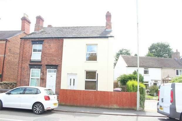 3 Bedrooms Semi Detached House for sale in High Street, Hadley, Telford, Shropshire
