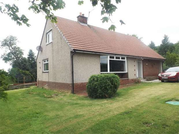 4 Bedrooms Detached Bungalow for sale in Millrigg Road, Wiston, Biggar, South Lanarkshire