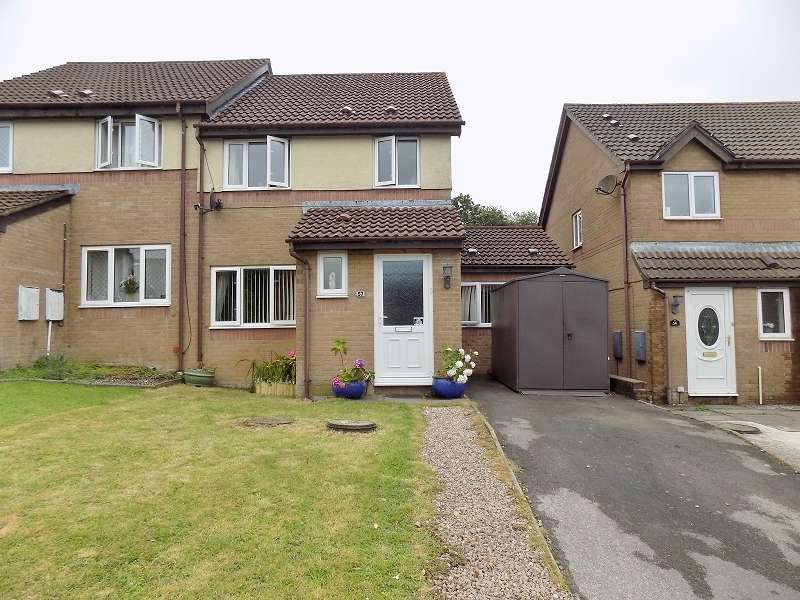 3 Bedrooms Semi Detached House for sale in Banc-Yr-Allt , Llangewydd Court, Bridgend. CF31 4RH