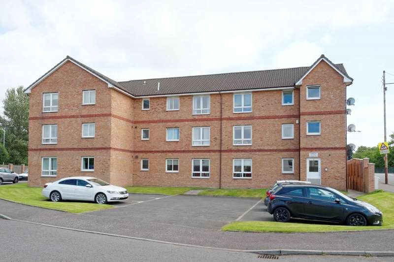 2 Bedrooms Flat for sale in Carntyne Grove, Glasgow, G32 6LZ