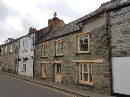 4 Bedrooms Terraced House for sale in St. Columb, Cornwall