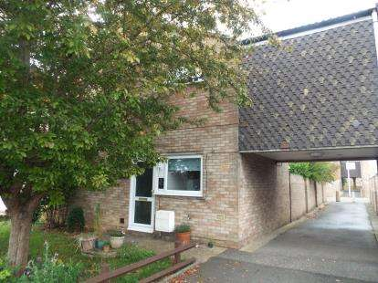 2 Bedrooms End Of Terrace House for sale in Bronte Road, Witham
