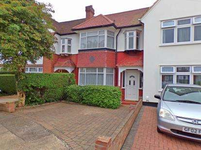 3 Bedrooms Semi Detached House for sale in West Court, Wembley, Middlesex