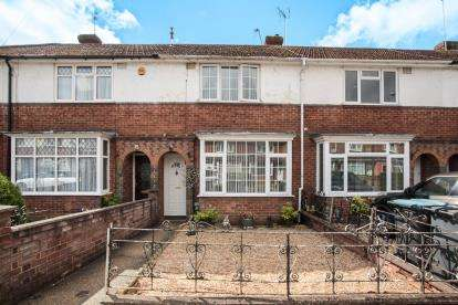 2 Bedrooms Terraced House for sale in Applecroft Road, Luton, Bedfordshire, Putteridge