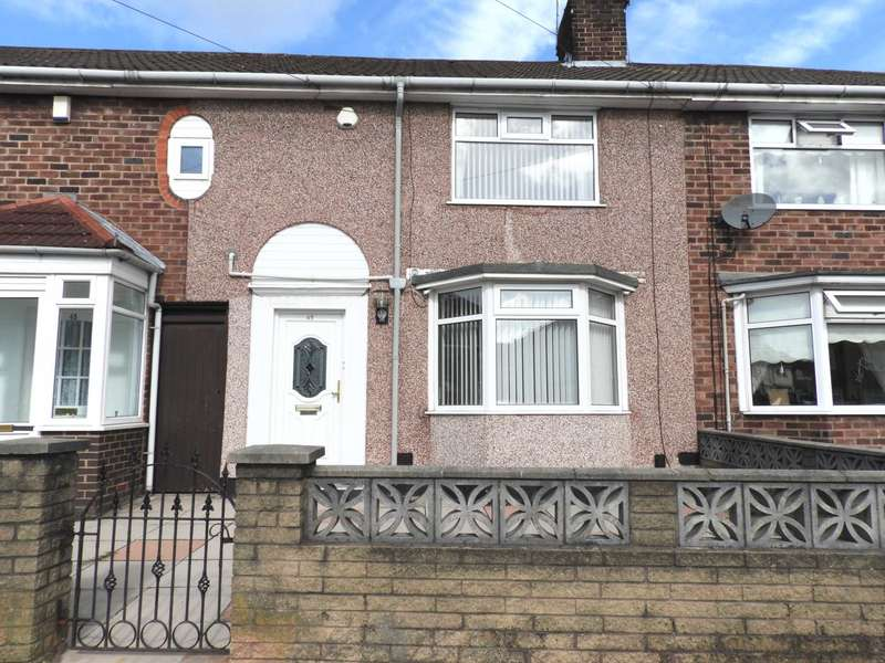 3 Bedrooms Terraced House for sale in Lynsted Road, Liverpool, Huyton