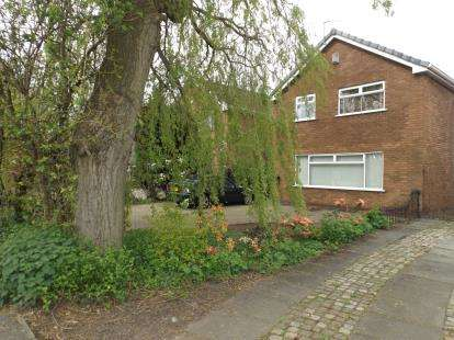 4 Bedrooms Detached House for sale in Slag Lane, Lowton, Warrington, Cheshire