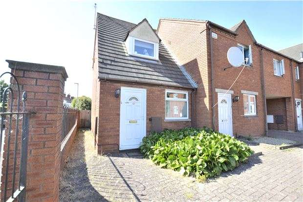1 Bedroom Semi Detached House for sale in India Road, GLOUCESTER, GL1 4DW