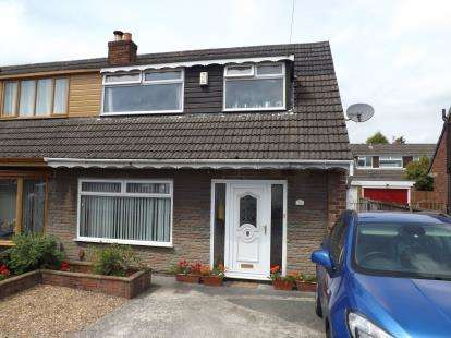 3 Bedrooms Bungalow for sale in Buttermere Crescent, Rainford, St. Helens, Merseyside, WA11