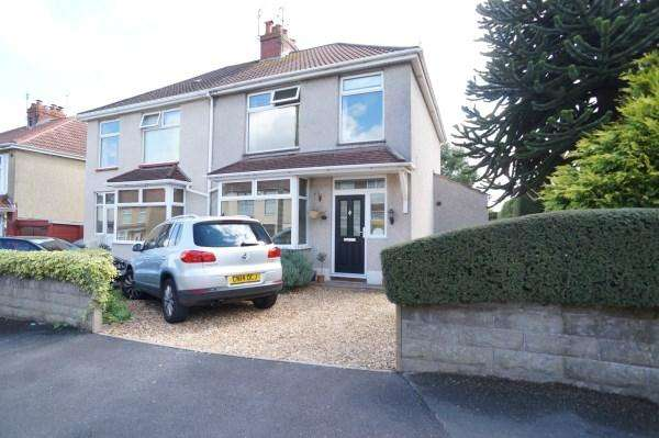 3 Bedrooms House for sale in Park Road, Staple Hill, Bristol, BS16 5LQ