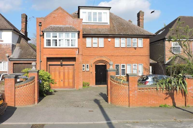 6 Bedrooms Detached House for sale in Marston Gardens, Luton, Bedfordshire, LU2 7DU