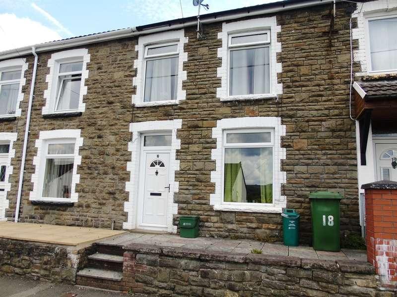 2 Bedrooms Terraced House for sale in Howell Street, Pontypridd