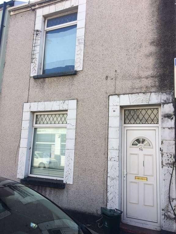 2 Bedrooms Terraced House for sale in Oxford Street, Swansea