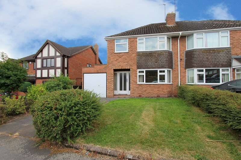 3 Bedrooms Semi Detached House for sale in Priory Road, Oldswinford, Stourbridge, DY8