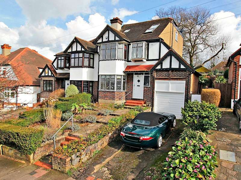 5 Bedrooms Semi Detached House for sale in Village Way, Beckenham, BR3