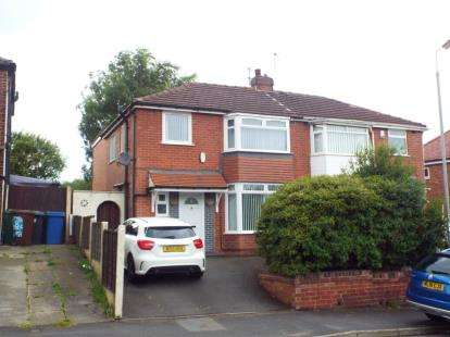 4 Bedrooms Semi Detached House for sale in Outwood Road, Radcliffe, Manchester, Greater Manchester