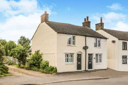 2 Bedrooms End Of Terrace House for sale in High Street, Arlesey, Bedfordshire, England