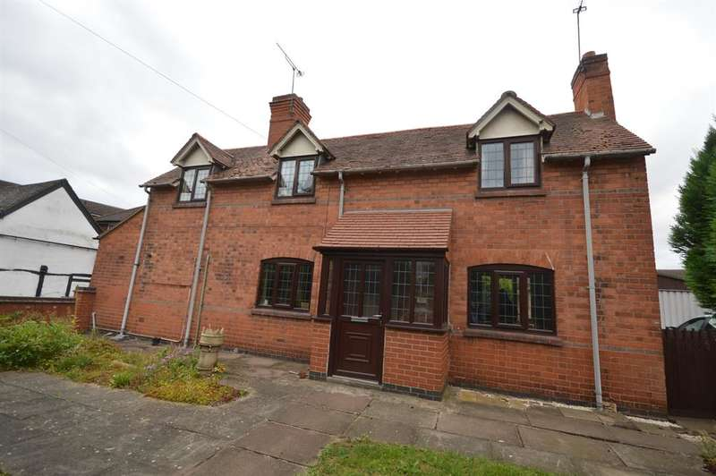 3 Bedrooms Detached House for sale in Braunstone Lane, Leicester, LE3 3AT
